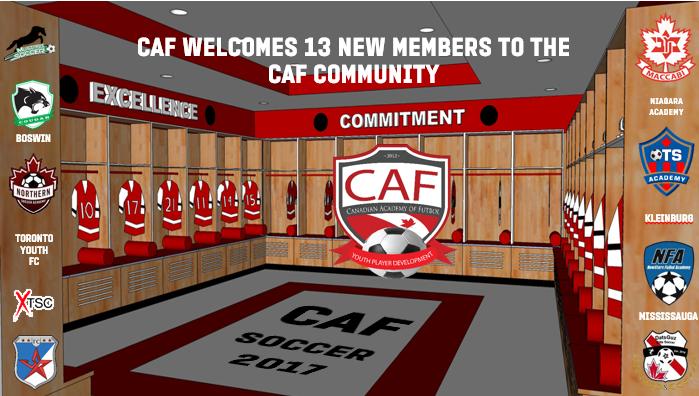 CAF New member pic