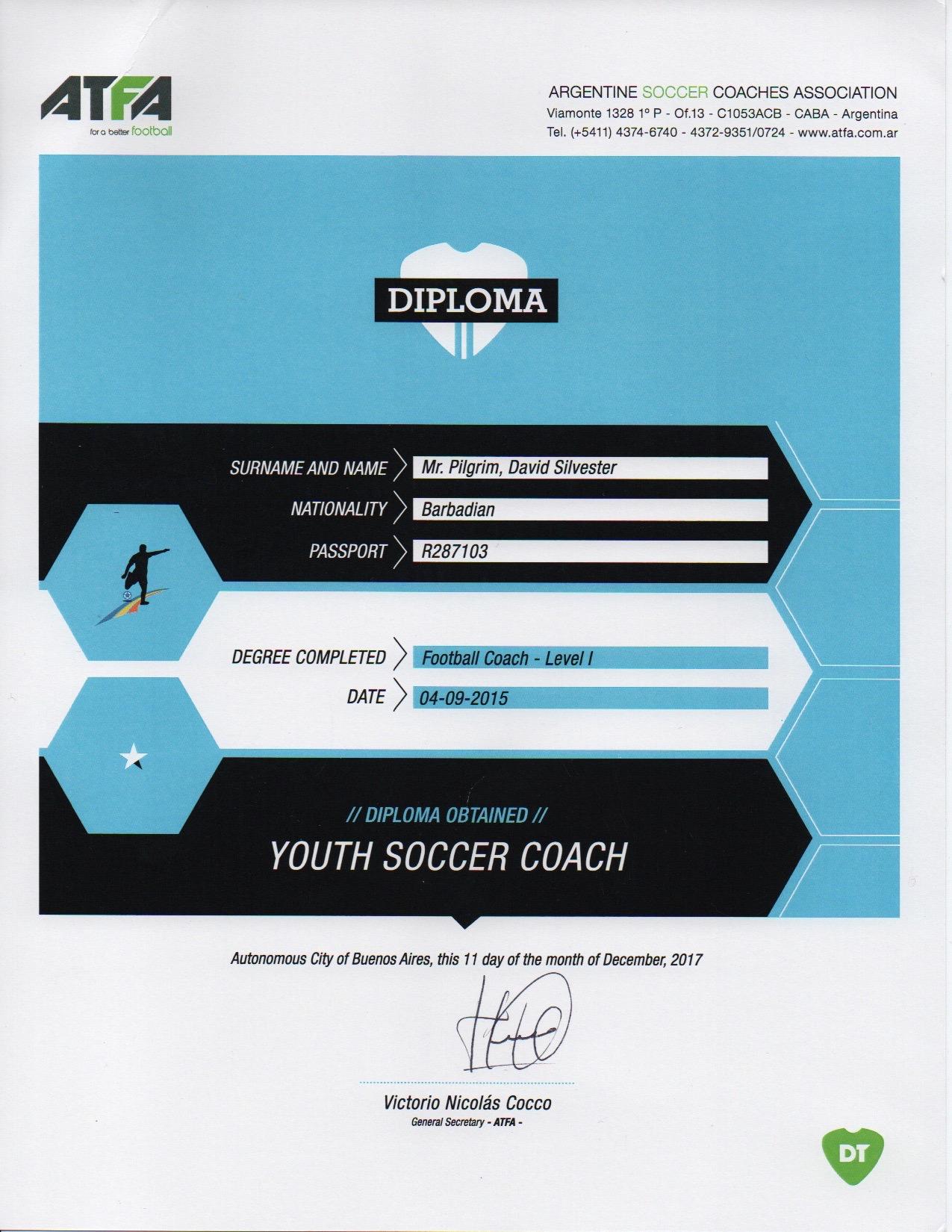 David_Pilgrim_Youth